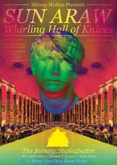 Sun Araw: Whirling Hall of Knives