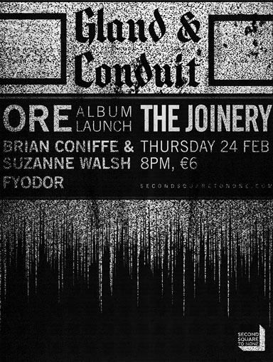 Gland & Conduit - Album Launch