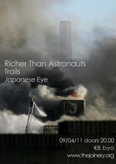 RTA / TRAILS / JAPANESE EYE
