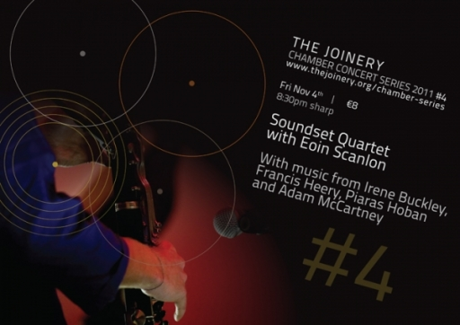The Joinery Chamber Concert Series 4