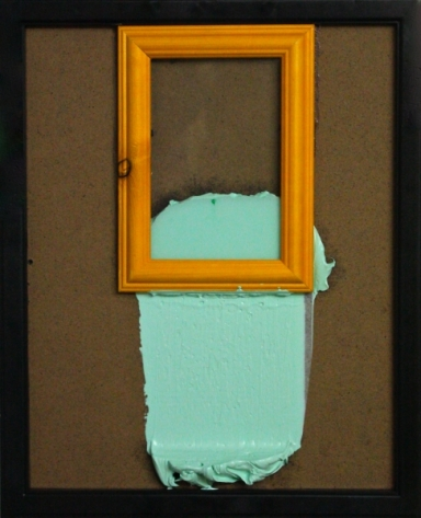 John Ryan: Polyptych Subsets: Experiments with Paint
