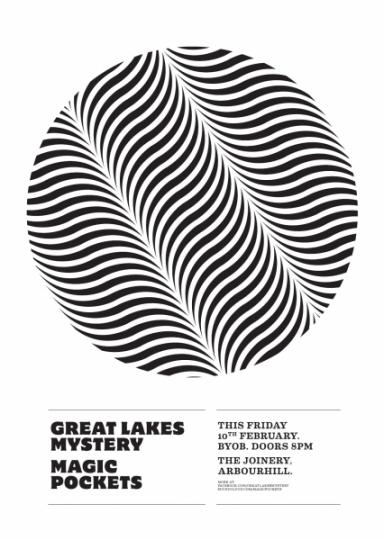 Great Lakes Mystery // Magic Pockets
