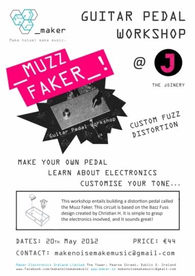 Muzz Faker Workshop