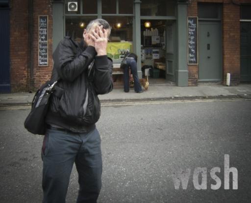 Neighbourhood Wash: Donal Dineen