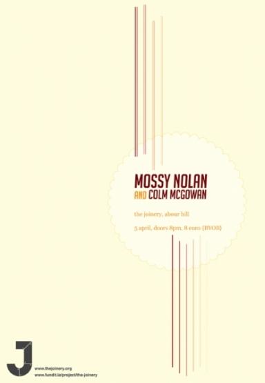 Mossy Nolan / Nightjars / Amoon