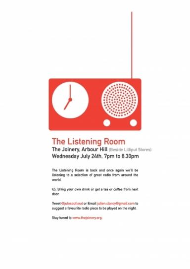 The Listening Room #3