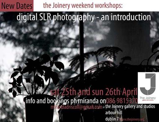 Digital SLR Photography - an introduction