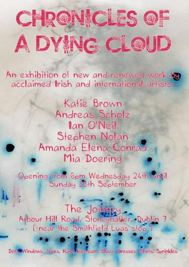 Chronicles of a Dying Cloud