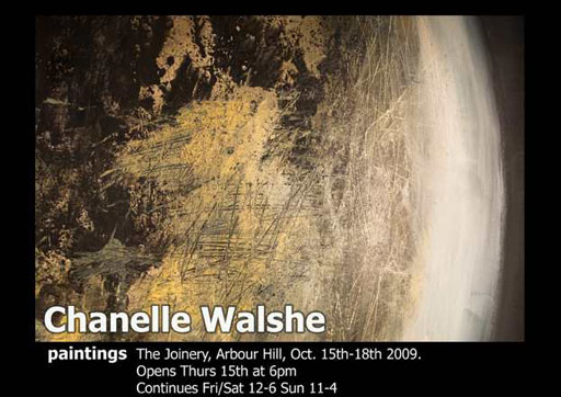 Chanelle Walshe