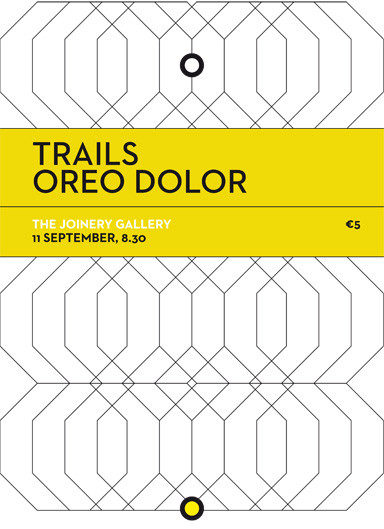 Trails and Oreo Dolor